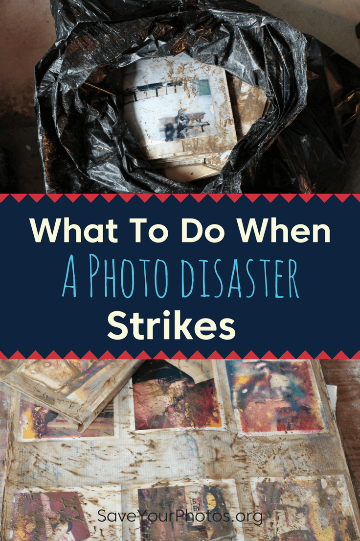 What To Do When Disaster Strikes Your Photos | SaveYourPhotos.org