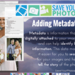 Save Your Photos: Adding Metadata