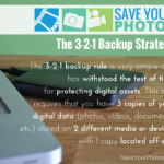 Save Your Photos: The 3-2-1 Backup Strategy
