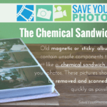 Save Your Photos: The Chemical Sandwich of Magnetic Albums