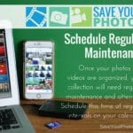 Save Your Photos: Your Maintenance Plan